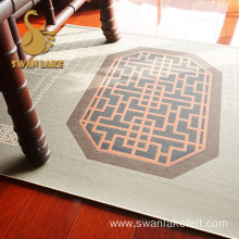 Heat transfer printing living room bedroom carpet