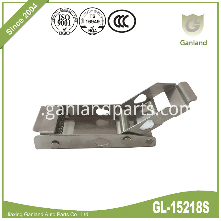 Curtain Side Over-center Buckle GL-15218S