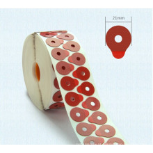 Almofadas de bloqueio de lentes profissionais para edgers de lentes