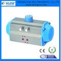 Hydraulikzylinder doppeltwirkend pneumatischer Ventilantrieb (in Reihe)