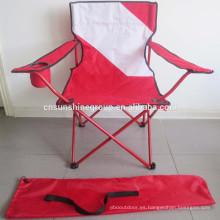 Outdoor Folding Beach Chair With Flag Printing/Flag Chair