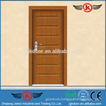 JK-P9229 gloss interior mdf laminate pvc door for kitchen carbinet