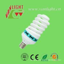 Alta eficiencia espiral completo bombillas CFL, lámparas de ahorro Energey