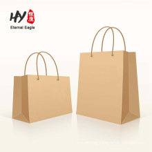 Customized biodegradable kraft paper bag with great price