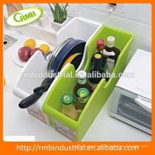 Caja de almacenamiento de la botella de condimento