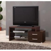 Antique Look Oak Bedroom Flat TV Cabinet