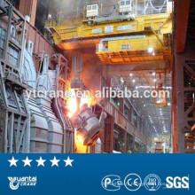 usine en plastique utilisé pour ponts roulants de levage grue métallurgique de moules ldy