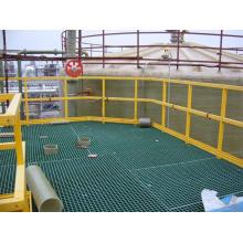 Fiberglass Handrails, FRP Handrails, GRP Handrails