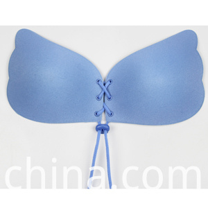 Strapless Sticky Push Up Lala Wing Bra
