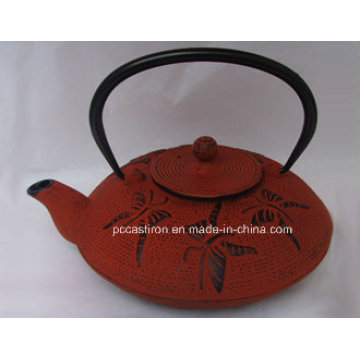 Customer Design Cast Iron Teapot 0.8L