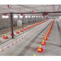 2018 Neue Produkte Huhn Fütterungssystem automatische Geflügelschnecke Feeder