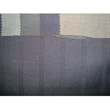 Tissu en twill à double ligne en polyéthylène en laine