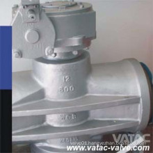 Pneumatic&Gear Wcb/Wcc/Wc6/Wc9 Butt Welded Plug Valve