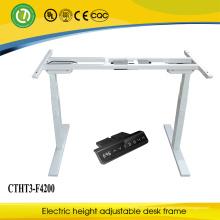 Qualitäts-elektrischer Metallhöhenverstellbarer Büro-Schreibtisch / Tabellen-Rahmen