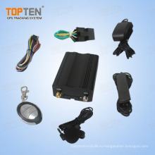 Автомобильный трекер с отслеживая Разрешение флот, флот системы слежения, с SIM-карты (TK103-кВт)
