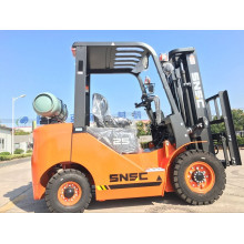 2.5 Ton Lpg Gas Fork lifter