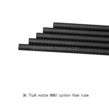 Tube de fibre de carbone 30x28x1000mm, Fibre de carbone Fabricant de Hobby Carbon