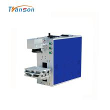Preço portátil da máquina 20W da marcação do laser da fibra