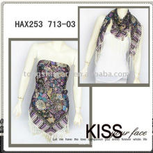 fashion Arab scarf for autumn promotion