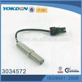 Diesel Engine Part Magnetic Pickup Speed Sensor 3034572