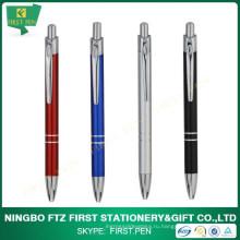 Китай Производитель Дешевые цены Металл Pen School Supply
