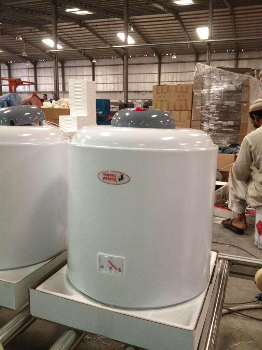 50L Electric Water Heaters