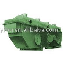 GZQ Rectilinear Vibrating-Fluidized Dryer usado em bórax
