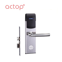Nuovo design hotel rfid door lock ACTOP