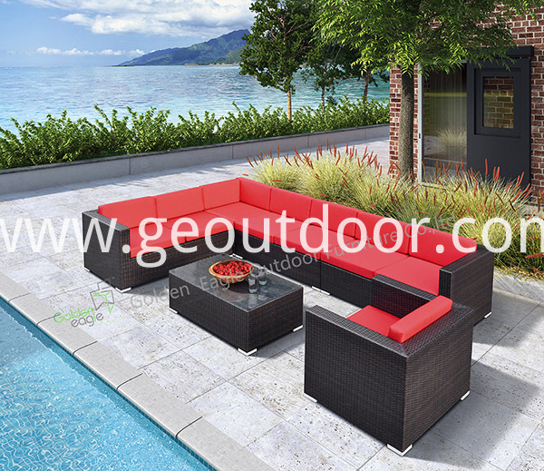 Weather Resistant Outdoor Modular Seating