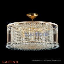 Lustre de cristal com certificado UL e CE, várias cores disponíveis LT-51126
