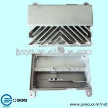 piezas de la máquina industrial de perfiles de extrusión de aluminio disipadores de calor