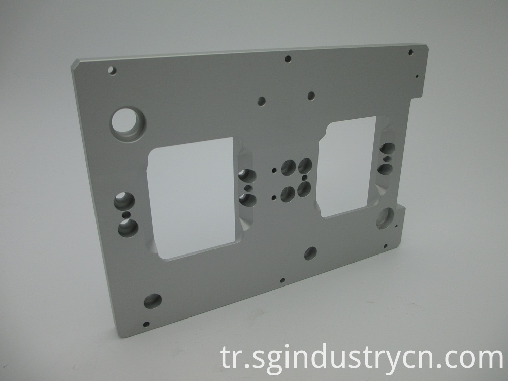 Food Machinery CNC Machining Parts