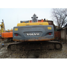 used VOLVO excavator EC240 for sale