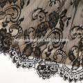 Abendkleid der neuen Ankunftsfrauen 2017 weg von den Schulterkurzen Entwurf blackcolor Mustern des Spitzekleides für Hochzeit und Partei