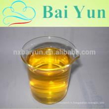 Poudre de chlorure d'aluminium poly en poudre jaune
