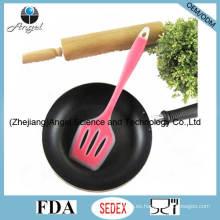 Espátula de silicona para cocinar la hornada del utensilio de la herramienta de la cocina del silicón Ss02