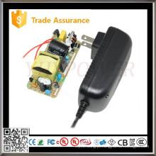 Adaptador de alimentação 24W 16V 1.5A YHY-16001600 para roteador