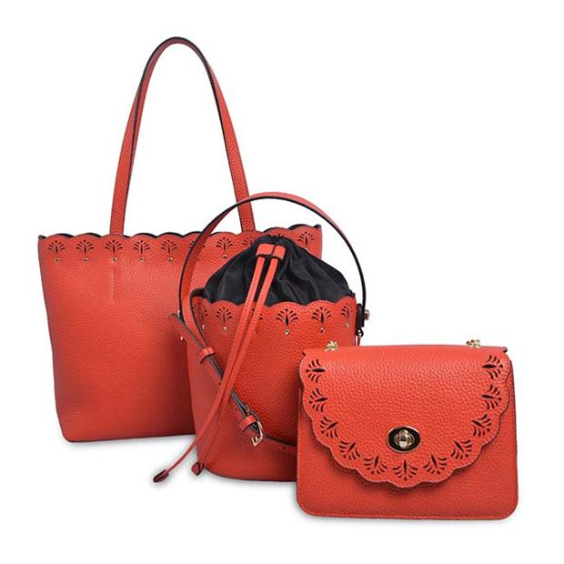 Lady Shoulder Bag Women Genuine Leather Handbag