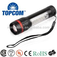 1 + 17 LEDs super helle leistungsfähige LED-Arbeitslampe