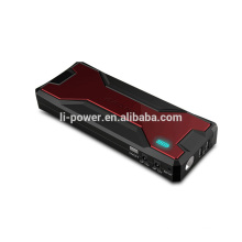 multi-function jump starter 18000mah Micro start SOS lighting LED car jump starter power bank