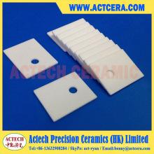 Kundengebundene Herstellung 96% Al2O3 / Aluminiumoxid-keramisches Substrat / Platte / Blatt