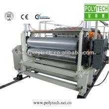 Máquina de tejas de plástico