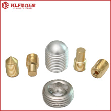 DIN906 Hex Socket Pipe Plugs