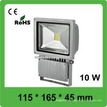 Haute luminosité Epistar IP67 lumière de détresse extérieure SMD 10w conduit éclairage d'inondation