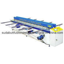 Dh2000 Automatic Plastic Sheet Butt-Welding Machine