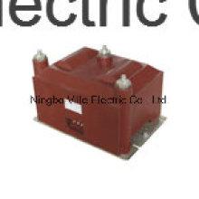 Transformador de tensión potencial (PT, VT) Transformador de tensión de instrumento Transformador de medida