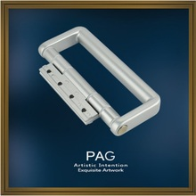 Excellent Zinc Folding Door Hinge with Handle