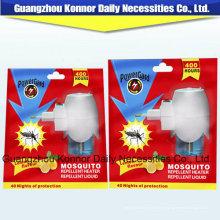 Spray de Insectos Voladores de Líquido Mosquito Eléctrico