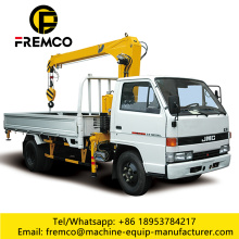Cheap Price 2 Ton Lorry Crane For Rental