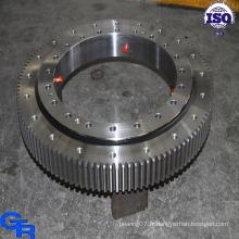 Machines d'ingénierie de construction, chargeuse sur pneus minière, palier de rotation de bétonnage